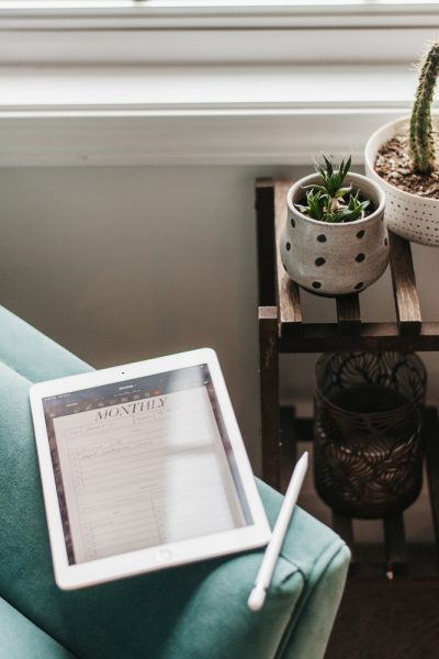How I'm planning for the new year to hit all my business goals