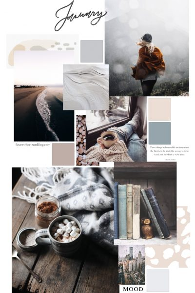 January Moodboard + Decade in Review