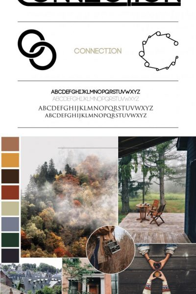 Connection - October Moodboard